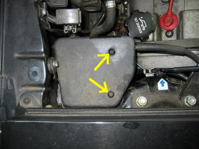 Speed control actuator cover